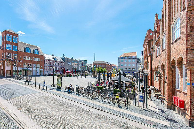 Velkommen til Esbjerg City